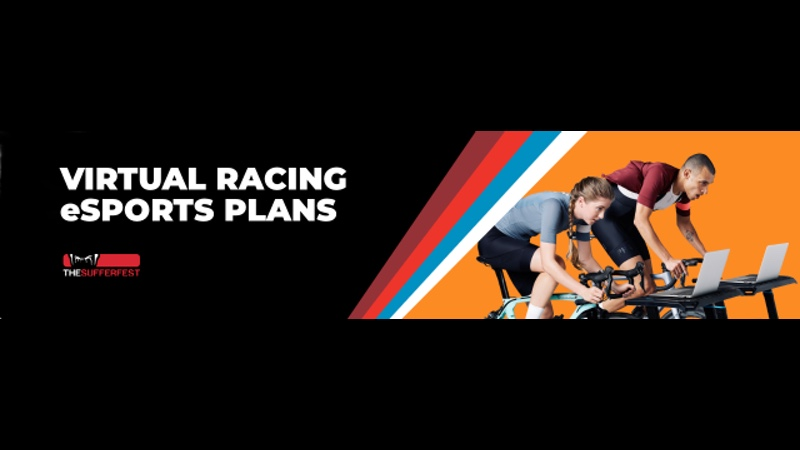 Sufferfest training plans for virtual bike racing and