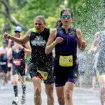 Heatwave triggers cancellation of New York City Triathlon