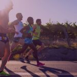 Jaguar Land Rover is official vehicle sponsor of Sonoma Wine Country Half Marathon