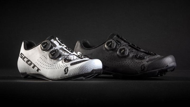 New SCOTT ROAD RC EVO headlines 2020 carbon shoe line up