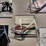 Ready-To-Paint (RTP) framesets: 3T's Artist In Residence program
